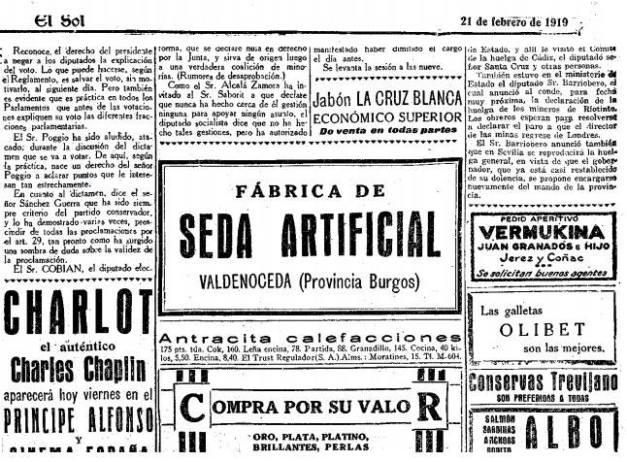 Pincha sobre la foto del anuncio de FÁBRICA DE SEDA ARTIFICIAL.