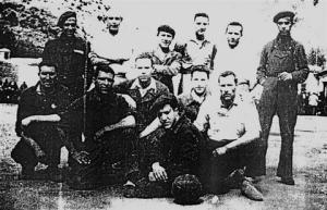 El fútbol, la música y las cartas eran las distraccones de los presos