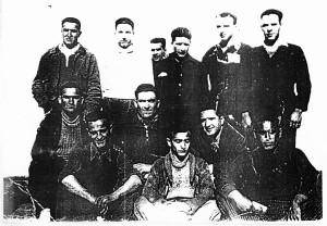 Grupo de presos