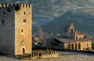 Torre de los Velasco e Iglesia de San Miguel