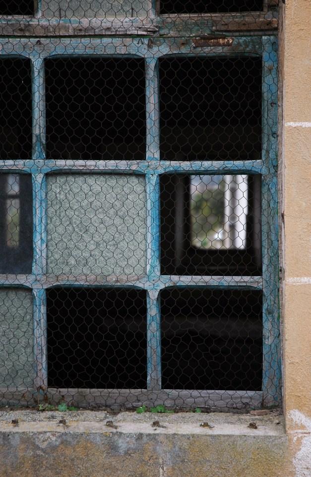 La ventana. ¿Cuántas veces se asomaron a ella?  Foto: José L. Sempere