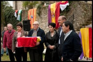 Familia de Francisco Gordón Beloqui. Foto: Elena Alonso