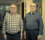 Familia de Juan Alcalde. Foto: La Tribuna