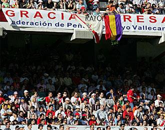 Como en el fútbol, la unión hace la fuerza. Tenemos que conseguir que el proyecto continúe